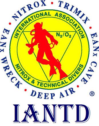 Xclusive Scuba Courses - IANTD Logo